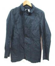 Engineered Garments(エンジニアードガーメンツ)の古着「ワークジャケット」 ブラック