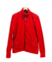 BARACUTA(バラクータ)の古着「ジャケット」|レッド