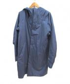 Descente ALLTERRAIN(デサント オルテライン)の古着「ナイロンジャケット」 グレー