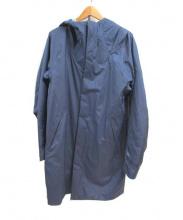 Descente ALLTERRAIN(デサント オルテライン)の古着「ナイロンジャケット」|グレー