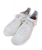 adidas×PHARRELL WILLIAMS(アディダス×ファレル・ウィリアムス)の古着「ローカットスニーカー」|ホワイト