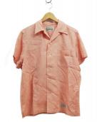WACKO MARIA(ワコマリア)の古着「刺繍オープンカラーシャツ」