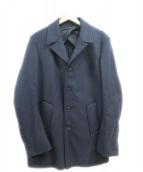 U-Ni-Ty(ユニティ)の古着「チェスターコート」|ブラック