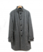 MENS BIGI(メンズビギ)の古着「シングルコート」|グレー