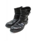 PADRONE(パドローネ)の古着「エンジニアブーツ」|ブラック