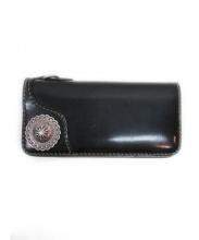 THE FLAT HEAD(ザフラットヘッド)の古着「長財布」|ブラック