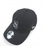 New Era(ニューエラ)の古着「キャップ」|ブラック