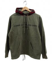 SUPREME×COMME des GARCONS SHIRT(シュプリーム×コムデギャルソンシャツ)の古着「パーカー」