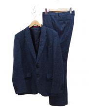 PS Paul Smith(ピーエスポールスミス)の古着「ネップ加工2ボタンスーツ」