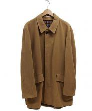 BURBERRY LONDON(バーバリーロンドン)の古着「ウールステンカラーコート」