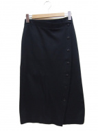 ADORE(アドーア)の古着「ダブルスムーススカート」