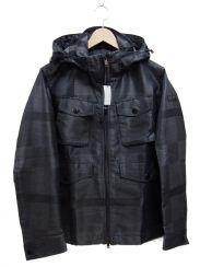 BLACK LABEL CRESTBRIDGE(ブラックレーベル クレストブリッジ)の古着「フーデッドジャケット」