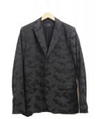 AKM(エーケーエム)の古着「アンコンジャケット」|ブラック