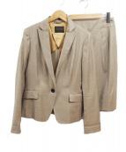 TOMORROW LAND(トゥモローランド)の古着「スカートスーツ」