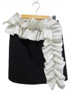 MSGM(エムエスジーエム)の古着「フリルスカート」