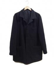 COMME des GARCONS HOMME(コムデギャルソンオム)の古着「ウールコート」