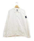 HELLY HANSEN(ヘリーハンセン)の古着「コーチジャケット」 ホワイト