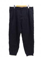 Yohji Yamamoto(ヨウジヤマモト)の古着「ウールパンツ」