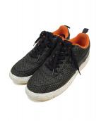 Nike×UNDEFEATED(ナイキ×アンディフィーテッド)の古着「ローカットスニーカー」|ブラック