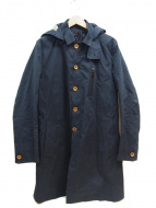 DIESEL BLACK GOLD(ディーゼル ブラック ゴールド)の古着「ゴム引きコート」
