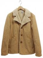 Rags McGREGOR(ラグス マクレガー)の古着「ランチジャケット」|ベージュ