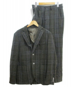 EDIFICE(エディフィス)の古着「セットアップジャケット」 グレー
