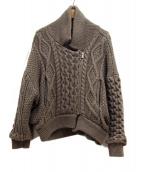 AMERI(アメリ)の古着「ニットジャケット」