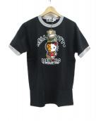 A BATHING APE(ア ベイシング エイプ)の古着「プリントTシャツ」
