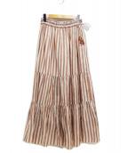 Luana(ルアナ)の古着「ストライプスカート」