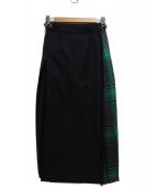 ONEIL OF DUBLIN(オニール オブ ダブリン)の古着「ラップスカート」