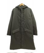 LIDnM(リドム)の古着「中綿コート」|カーキ