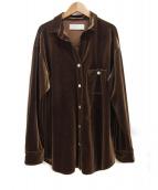 TODAYFUL(トゥデイフル)の古着「ラフベロアシャツ」