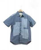 GANRYU(ガンリュウ)の古着「シャンブレーシャツ」