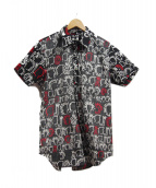 BLACK COMME des GARCONS(ブラックコムデギャルソン)の古着「半袖シャツ」