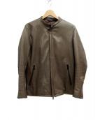 MENS MELROSE(メンズ メルローズ)の古着「レザージャケット」
