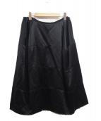 COMME des GARCONS(コムデギャルソン)の古着「サテンスカート」