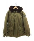 PHERROWS(フェローズ)の古着「B-9ミリタリージャケット」 オリーブ