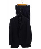NEWYORKER(ニューヨーカー)の古着「セットアップスーツ」|ネイビー