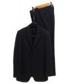 PRADA(プラダ)の古着「セットアップスーツ」|ブラック