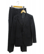 UNITED ARROWS TOKYO(ユナイティッドアローズトウキョウ)の古着「セットアップスーツ」 ブラック