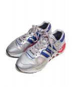 adidas(アディダス)の古着「ローカットスニーカー」|シルバー