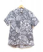 MARNI(マルニ)の古着「半袖柄シャツ」