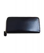 GANZO(ガンゾ)の古着「長財布」|ブラック