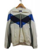 FRED PERRY(フレッドペリー)の古着「トラックジャケット」|ホワイト