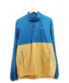 Patagonia(パタゴニア)の古着「アノラックジャケット」|ブルー