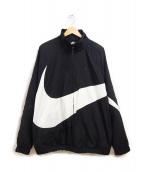 NIKE(ナイキ)の古着「ナイロンジャケット」|ブラック