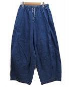 Needles(ニードルス)の古着「パンツ」|インディゴ
