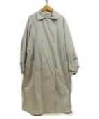MOGA(モガ)の古着「トレンチコート」|グレー