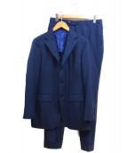 BEAMS(ビームス)の古着「セットアップスーツ」|ネイビー