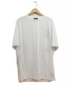 RAF SIMONS(ラフシモンズ)の古着「Tシャツ」|ホワイト
